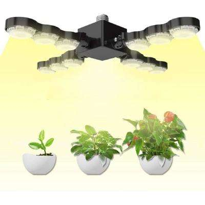 60-Watt Medium E26 Base Full Spectrum LED Grow Light (1-Bulb)