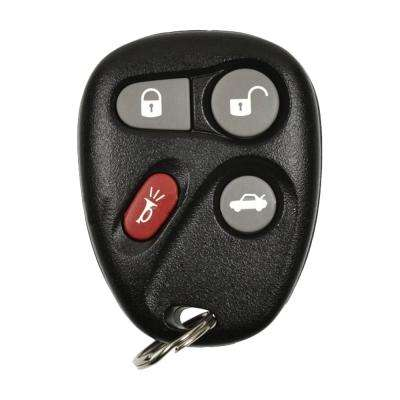 Remote Control Transmitter for Keyless Entry and Alarm System