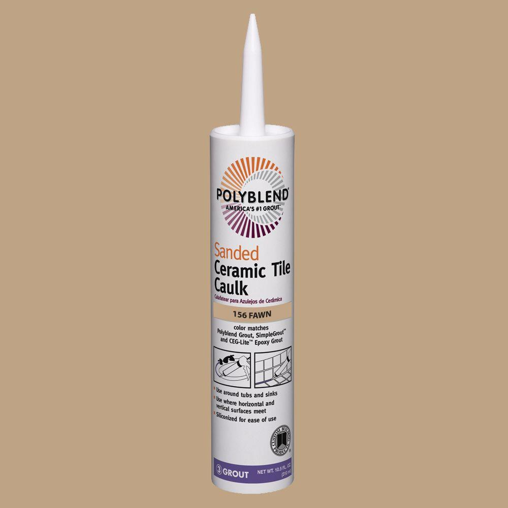 Custom Building Products Polyblend 156 Fawn 10 5 Oz
