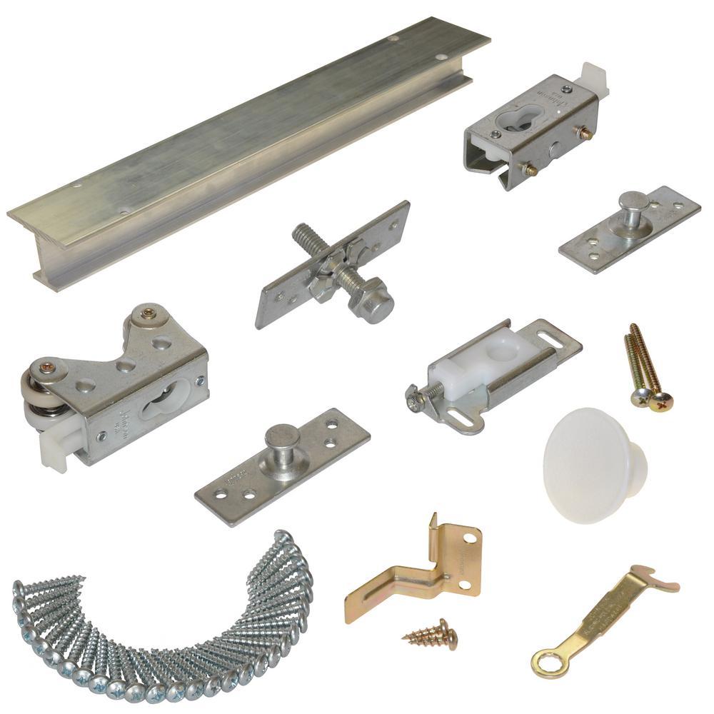 200FD Series 72 in. 2-Panel Bi-Fold Door System