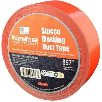1.89 in. x 60.1 yds. 657 Stucco Pro Duct Tape