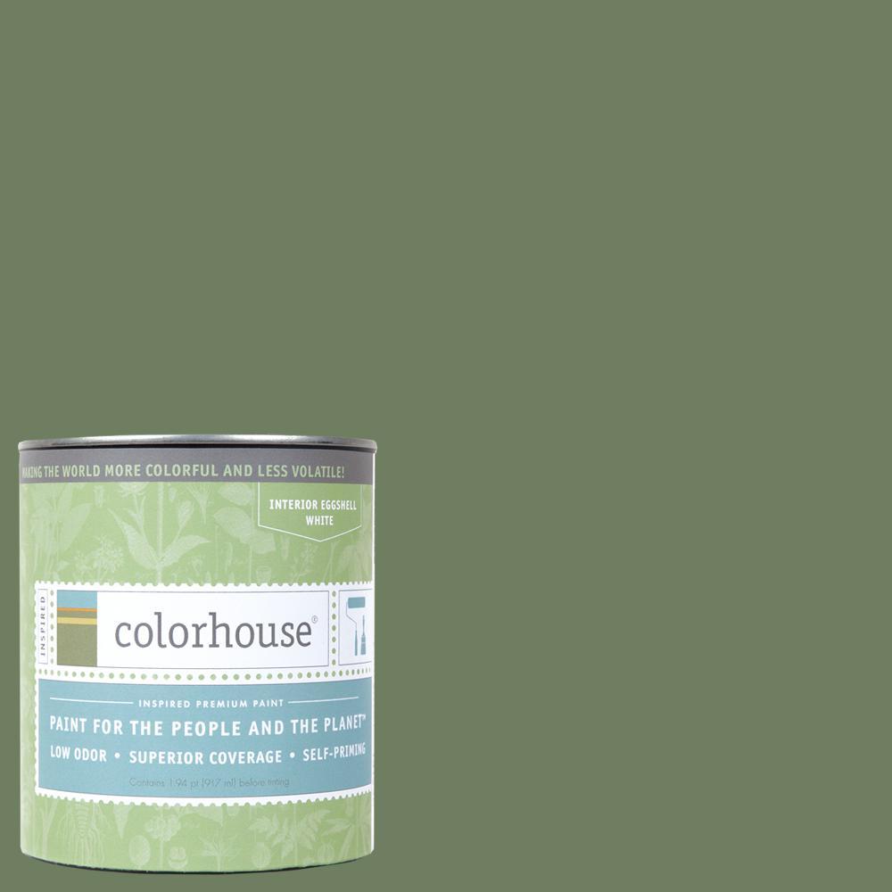 Colorhouse 1 qt. Glass .05 Eggshell Interior Paint