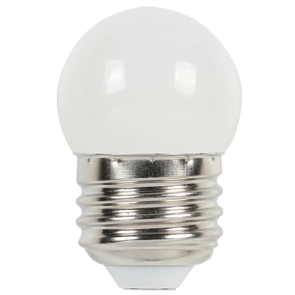 Westinghouse 7 1 2w Equivalent Warm White S11 Led Light Bulb 4511200 The Home Depot