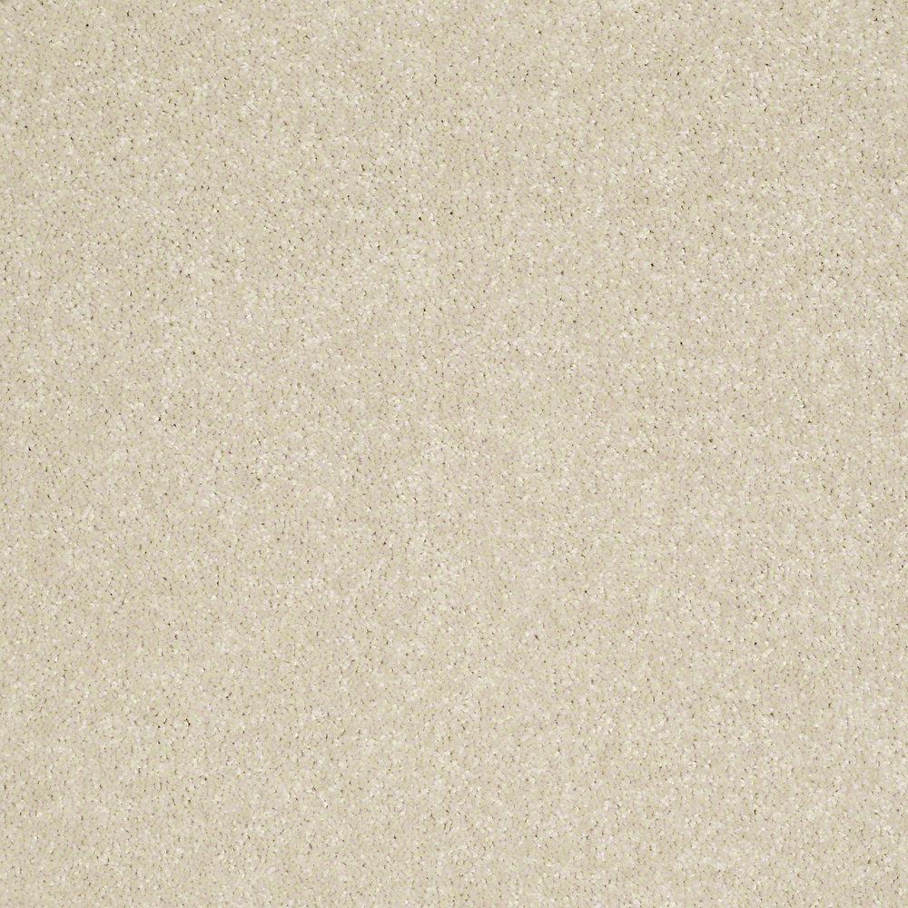 Carpet Sample - Full Bloom I 12 - In Color Pearl Buff 8 in. x 8 in.