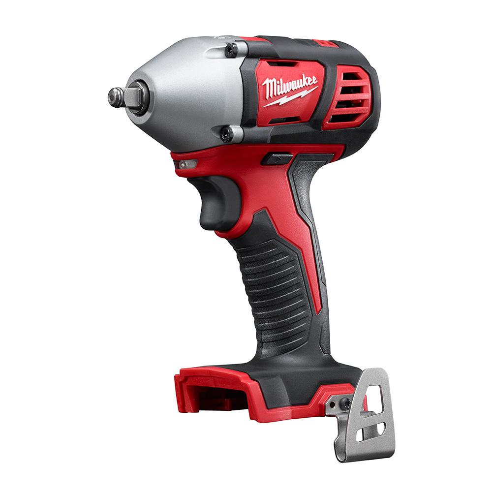 Milwaukee M18 18-Volt Lithium-Ion Cordless 3/8 in. Impact Wrench W/ Friction Ring (Tool-Only)
