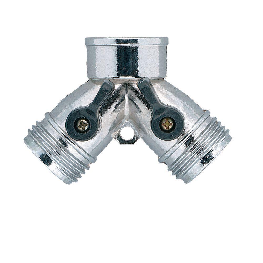 Orbit Zinc Faucet Adapter 27903 The Home Depot