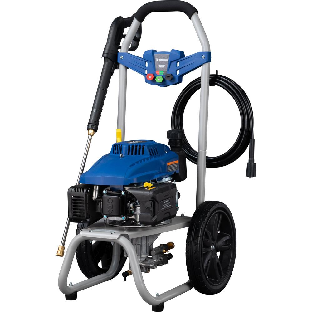 Westinghouse 2 600 Psi 0 Gpm 160 Cc Gas Pressure Washer