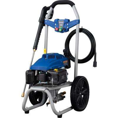 2,600 PSI 2.0 GPM 160 cc Gas Pressure Washer