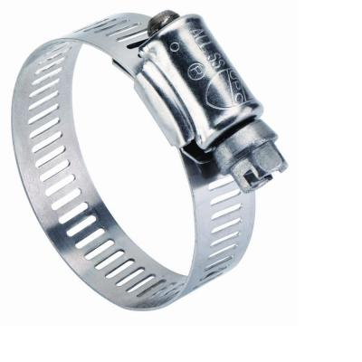 1-3/4 - 2-3/4 in. Stainless Steel Hose Clamp