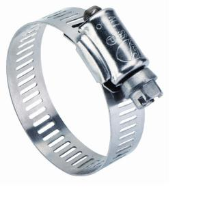 3 in.- 4 in. Stainless-Steel Hose Clamp