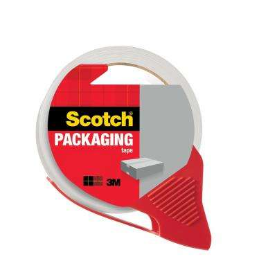1.88 in. x 54.6 yds. Shipping Packaging Tape with Dispenser