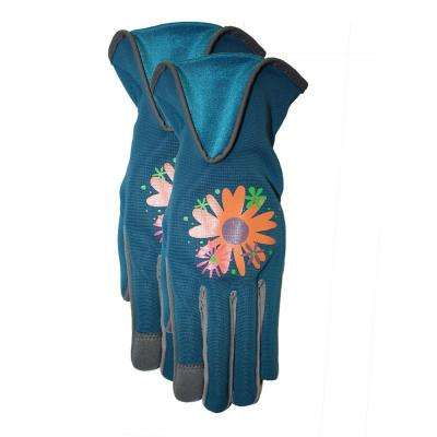 Ladies Gusset Cuff Gloves