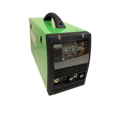 Poweri-MIG 230i 110-Volt/220-Volt 230 Amp Wire Feed Flux Core 6010 Rod Capable 4-Drive Roll MIG/Stick Welder