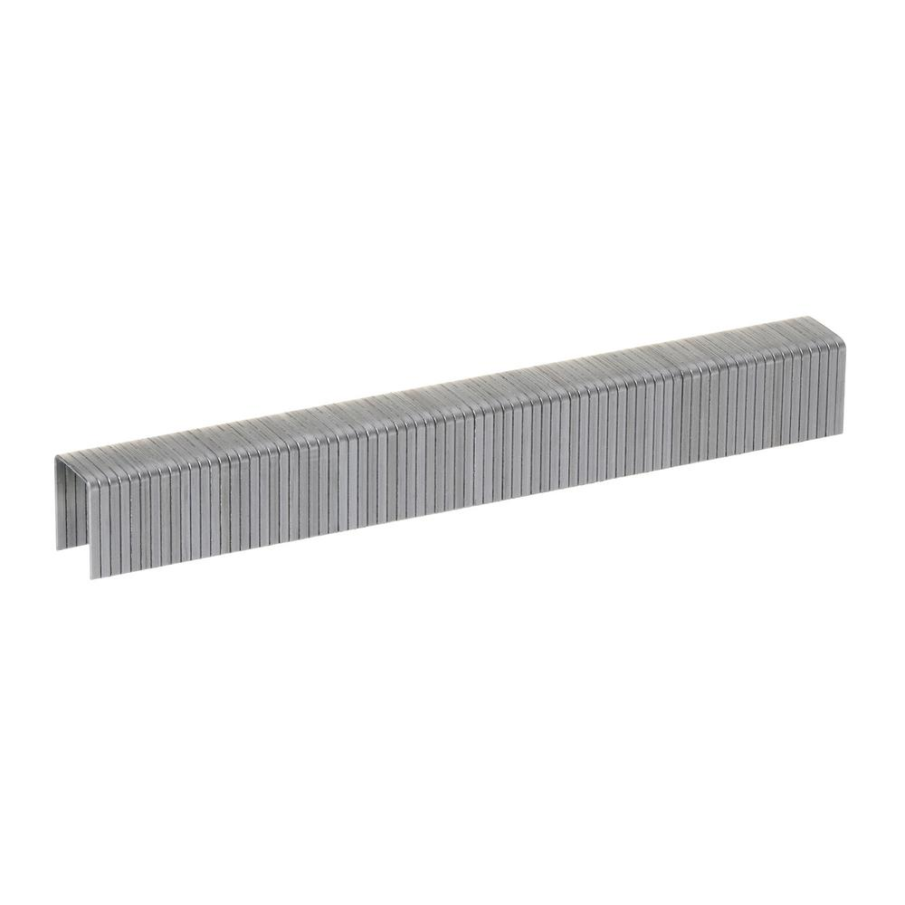 Arrow Fastener T50 1/2 in. Leg x 3/8 in. Crown Galvanized Steel Staples (1,250-Pack)