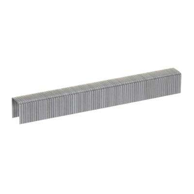 T50 1/2 in. Leg x 3/8 in. Crown Galvanized Steel Staples (1,250-Pack)