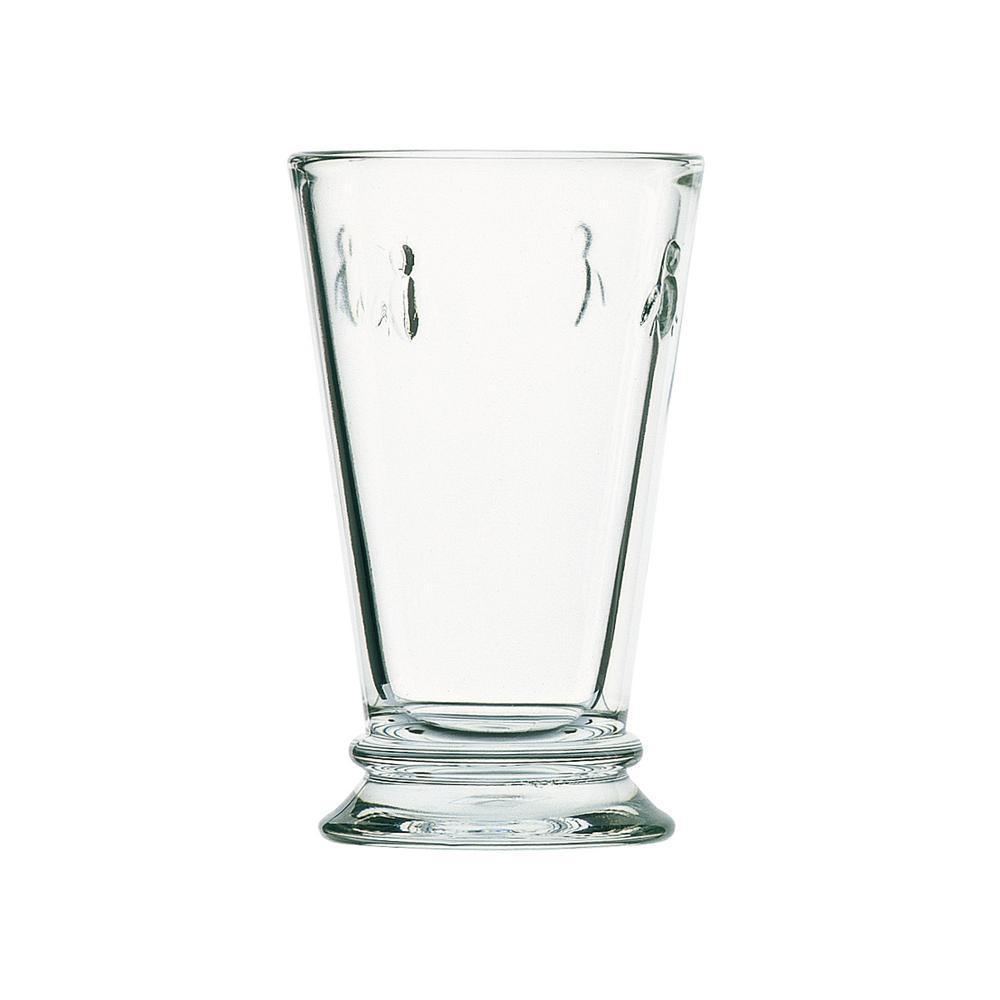 45b971ed42f La Rochere Bee 12 oz. Ice tea Glass (Set of 6) 606701 - The Home Depot