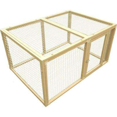 ecoChoice Fontana Chicken Pen