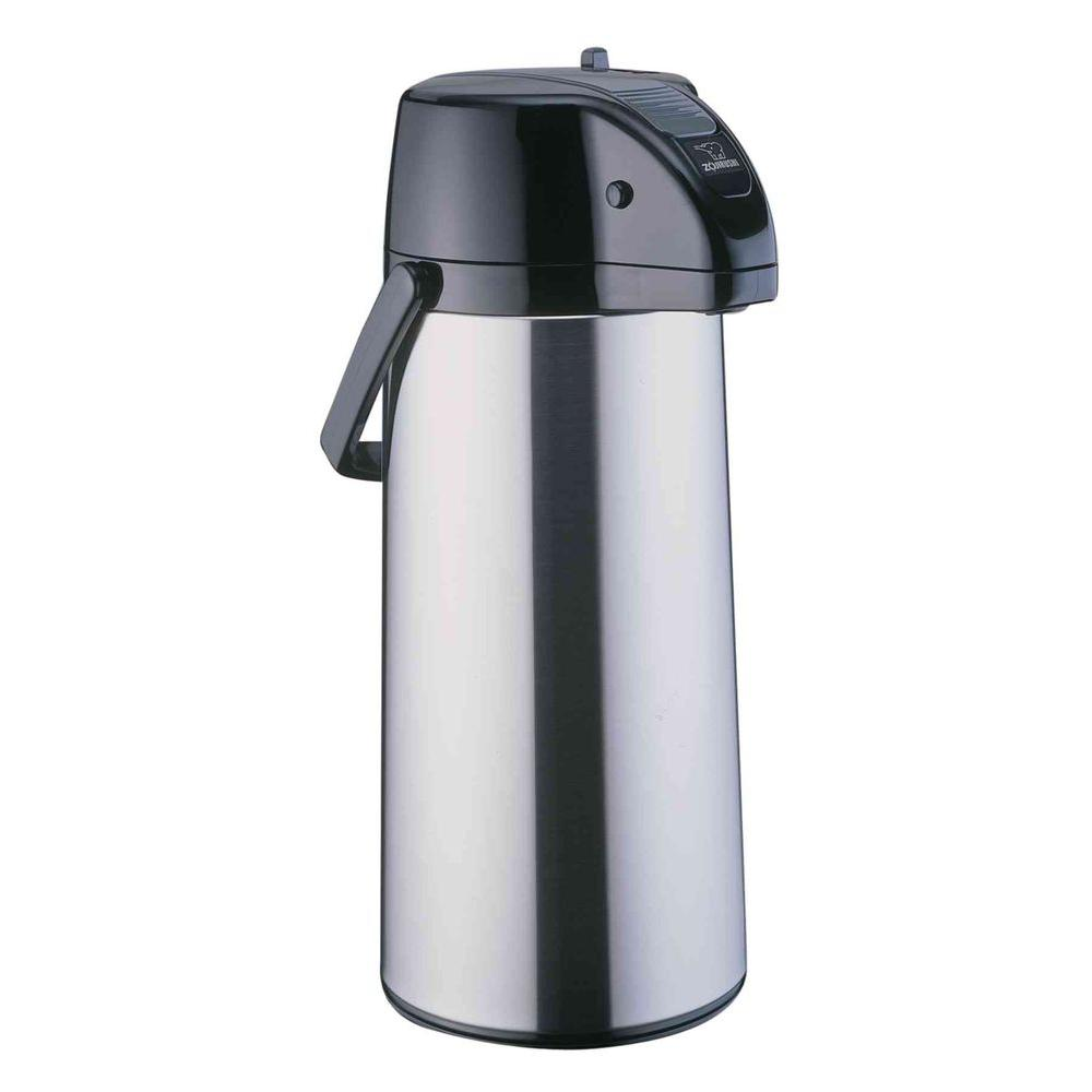 Well-liked Zojirushi Premier Air Pot Coffee Urn-AASB-22SB - The Home Depot ZN29