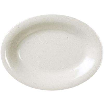 Sandova 14 oz., 11-1/2 in. x 8 in. Platter (12-Piece)
