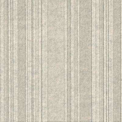 Peel and Stick First Impressions Barcode Rib Oatmeal 24 in. x 24 in. Commercial Carpet Tile (15 Tiles/Case)