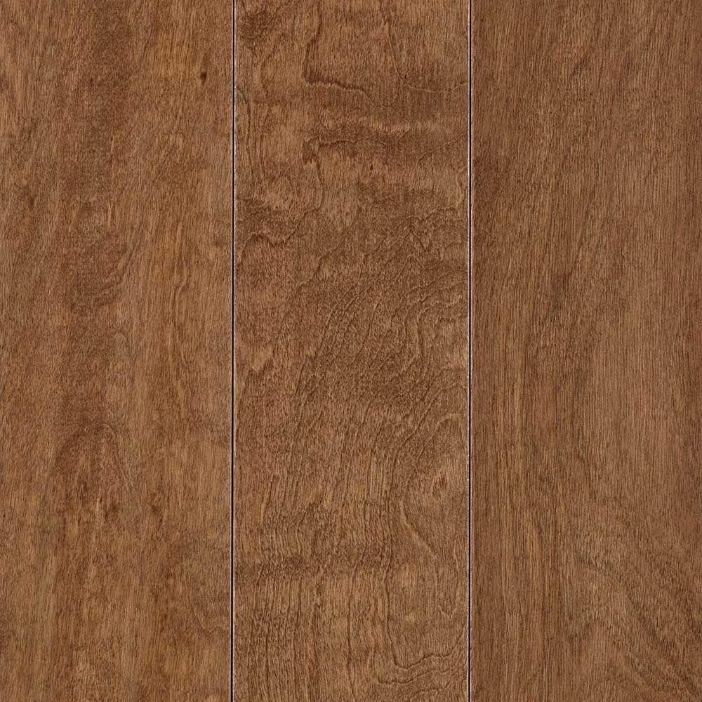 Millstead Hickory Rustic Golden 1 2 In Thick X 5 In Wide