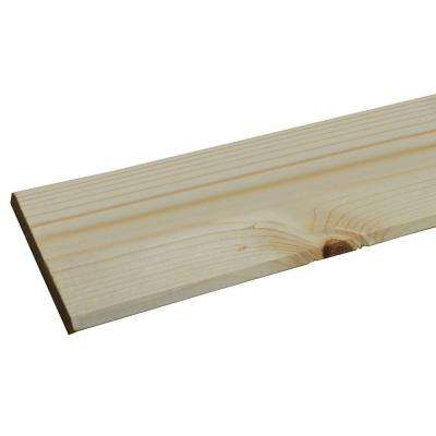 1 in. x 8 in. x 8 ft. WP4/#116 Gorman Tongue and Groove Board