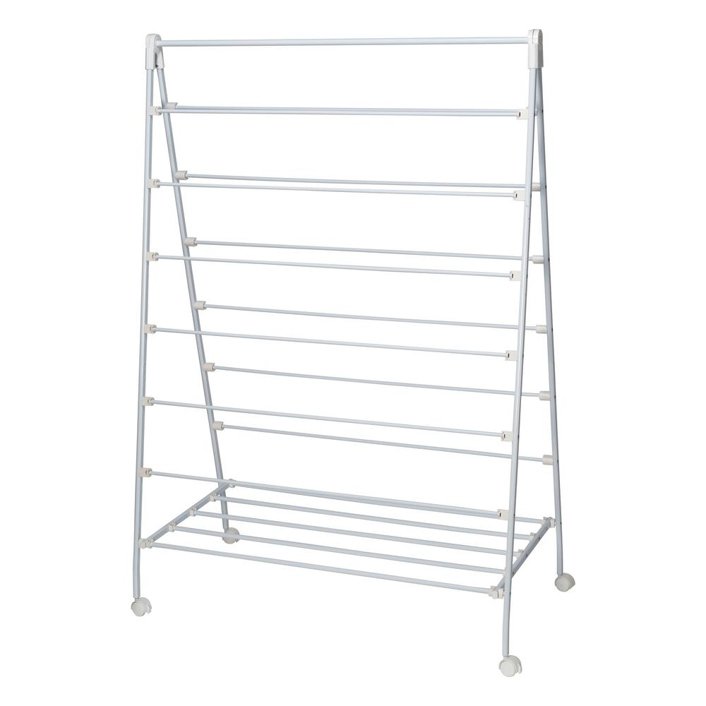 Large Capacity A Frame Rack Features 13