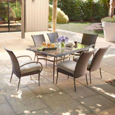 Posada 7 Piece Patio Dining Set ...