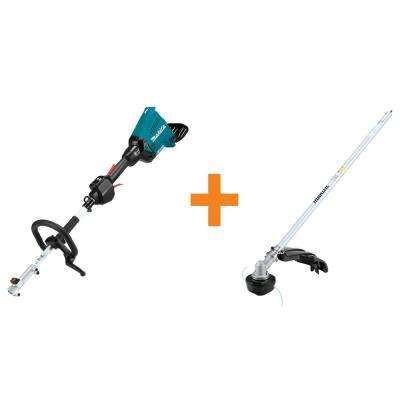18-Volt X2 (36-Volt) LXT Lithium-Ion Brushless Cordless Couple Shaft Power Head (Tool-Only) String Trimmer Attachment