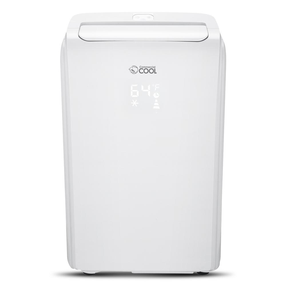 Commercial Cool 10 000 Btu Portable Air Conditioner Cpt10w6 The Home Depot