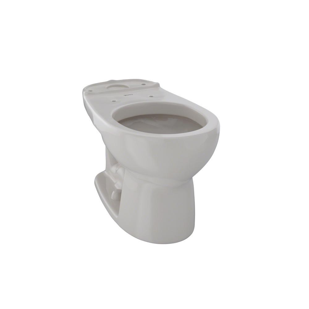 TOTO Eco Drake Round Toilet Bowl Only in Sedona Beige-C743E#12 - The ...