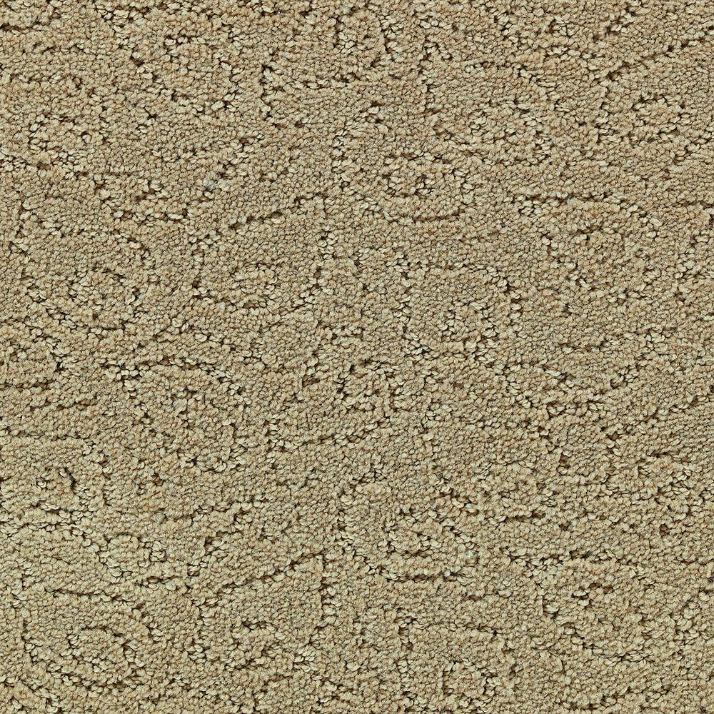 Carpet Sample - EdenbRidge - In Color Sharp 8 in. x 8 in.