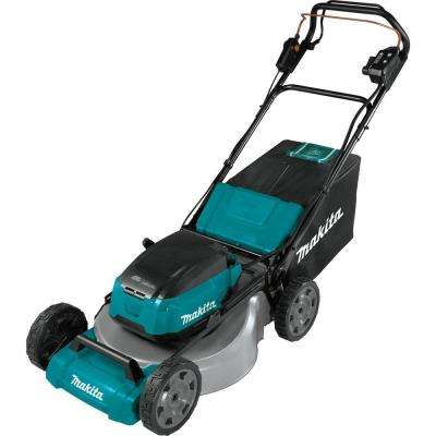 18-Volt X2 (36V) LXT Lithium-Ion Cordless 21 in. Walk Behind Self Propelled Lawn Mower, Tool Only
