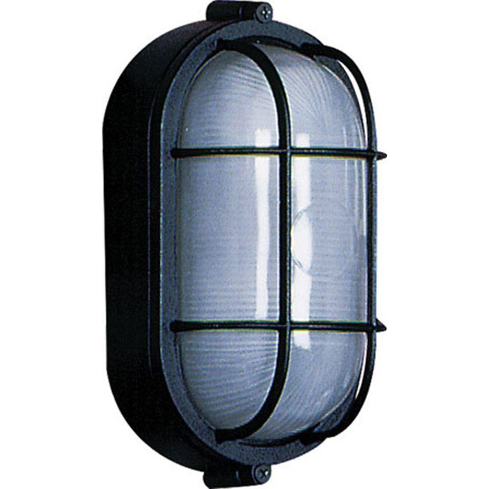 Arrius 1-Light Outdoor Black Sconce