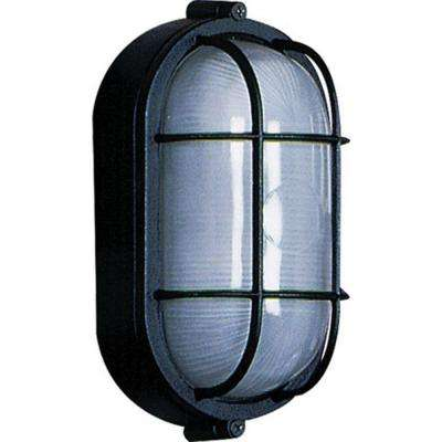 Arrius 1-Light Outdoor Black Sconce
