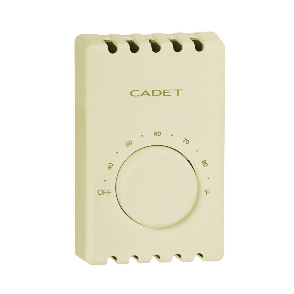 Cadet double pole 22 amp 120240 volt wall mount mechanical non cadet double pole 22 amp 120240 volt wall mount mechanical non asfbconference2016 Image collections