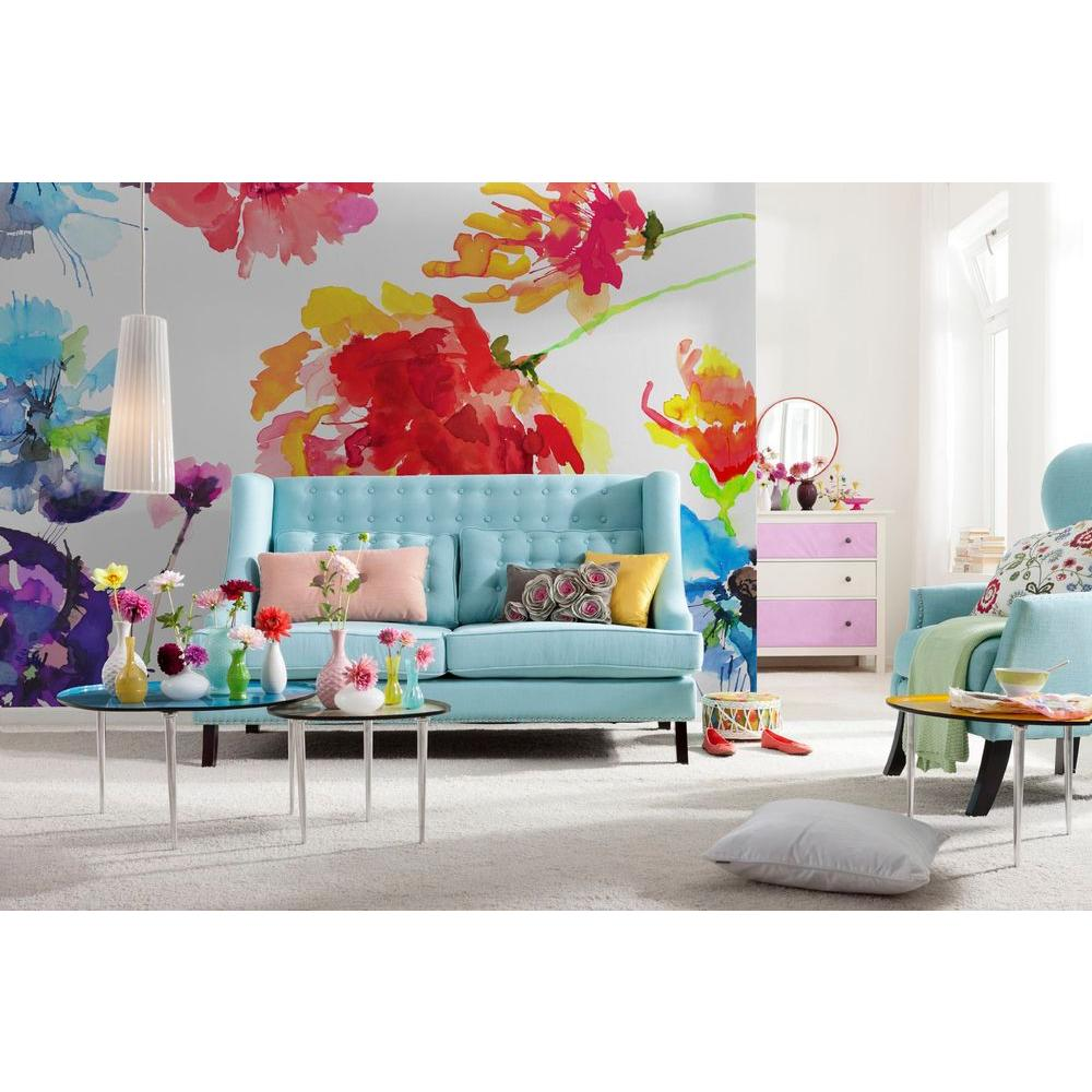 Komar 100 in. x 145 in. Passion Wall Mural