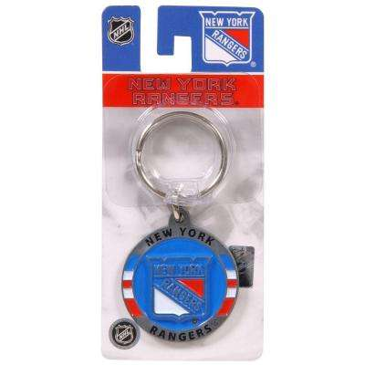 NHL New York Rangers Key Chain (3-Pack)