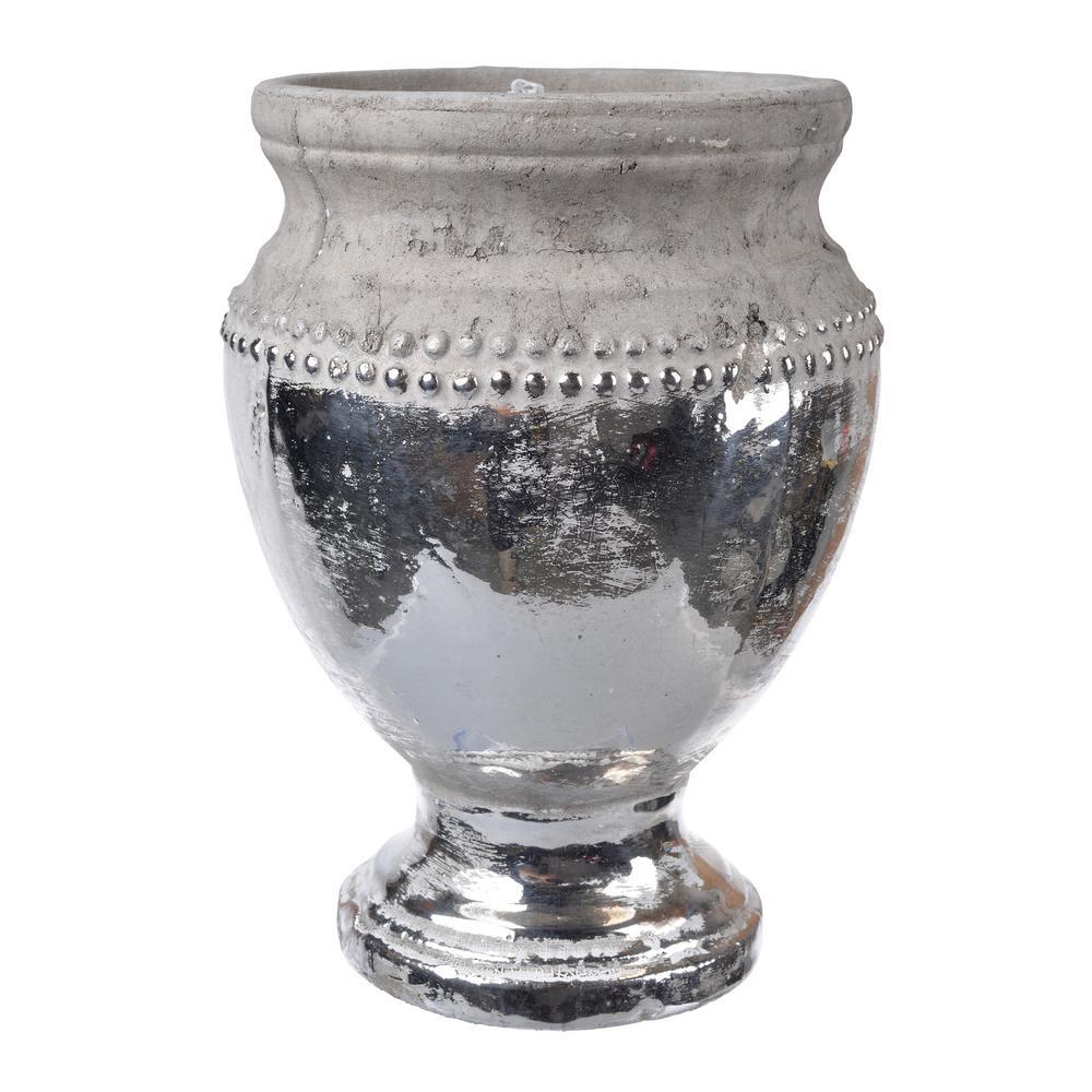 Uma Natural Pedestal Natural Vase