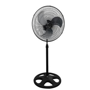 BoostWaves 18 inch Premium Large High Velocity Industrial Floor Fan Stand Mount... by BoostWaves
