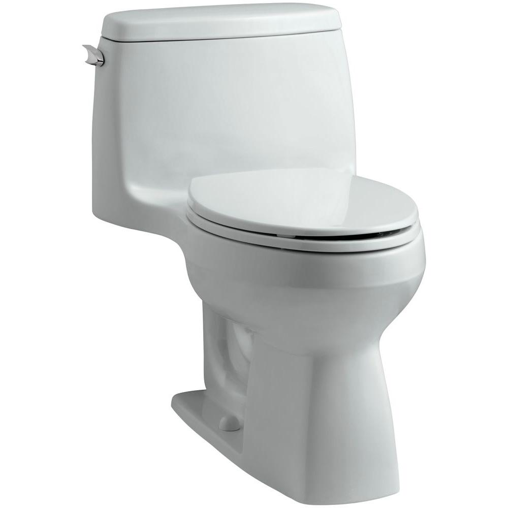 Kohler Santa Rosa Comfort Height 1 Piece 1 6 Gpf Single