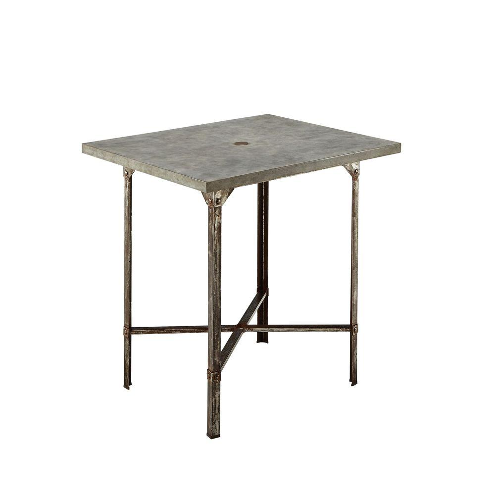 Home Styles Urban Outdoor High Patio Dining Table