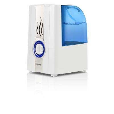 1 Gal. Warm Mist Humidifier - White
