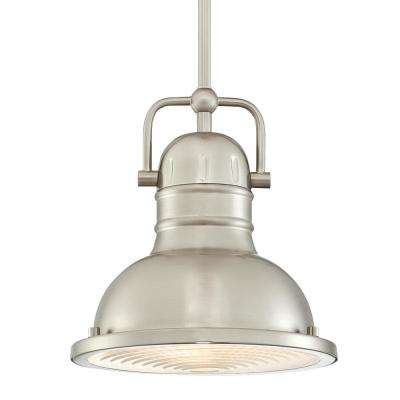 6 in. Oil Rubbed Bronze Metal Shade with 2-1/4 in. Fitter and 8-3/4 in. Width
