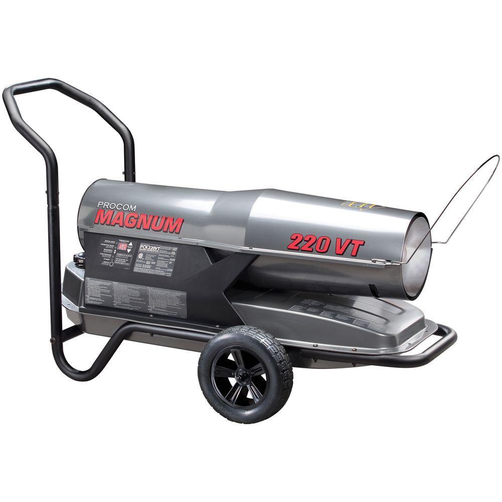 ProCom 160,000 to 220,000 BTU Portable Kerosene Heater