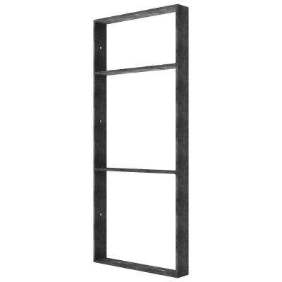 Universal 12.5 in. x 29 in. Steel Shelf System
