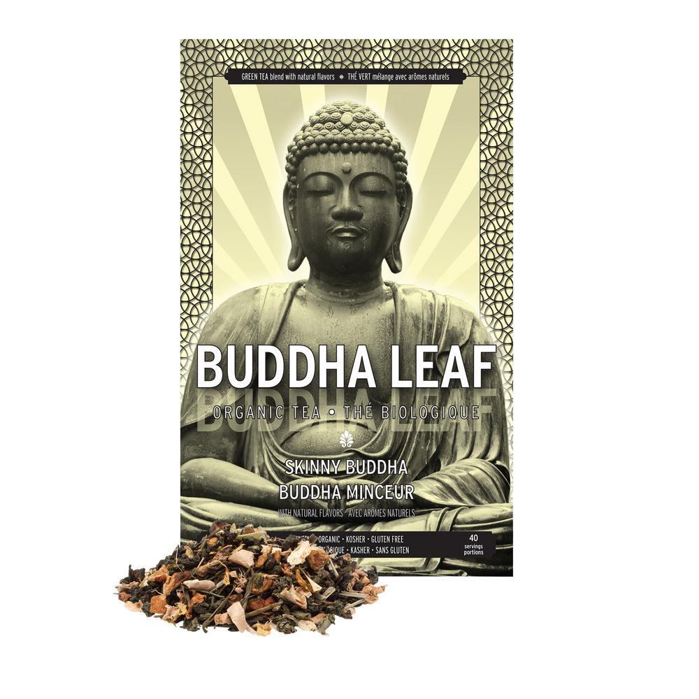 BUDDHA LEAF Org Skinny Tea (6 Bags) TS-132-CS