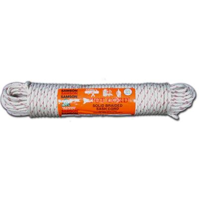 #8 - 1/4 in. Samson Spot Sash Cord 100 ft. Hank