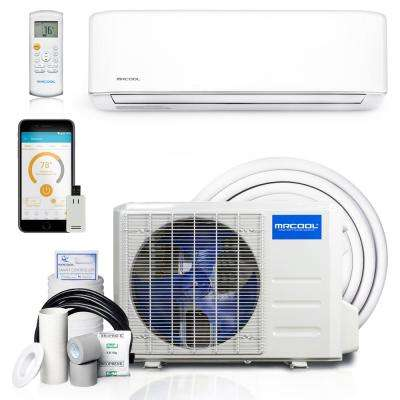 Advantage 3rd Gen 18,000 BTU 1.5 Ton Ductless Mini Split Air Conditioner and Heat Pump 230V/60Hz
