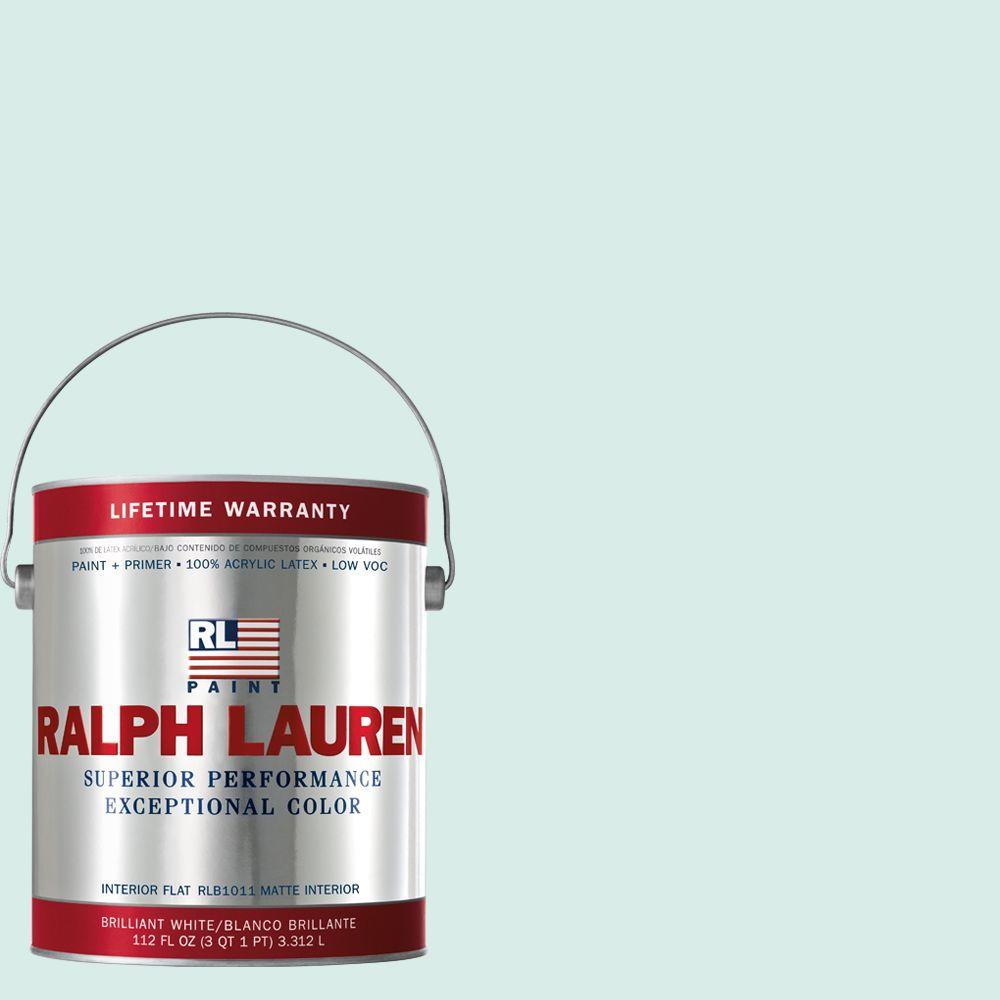 Ralph Lauren 1-gal. Crescent Blue Flat Interior Paint